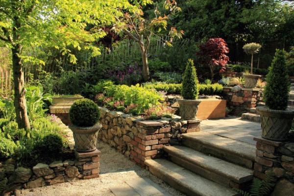 John Durston Show Garden Kilquade