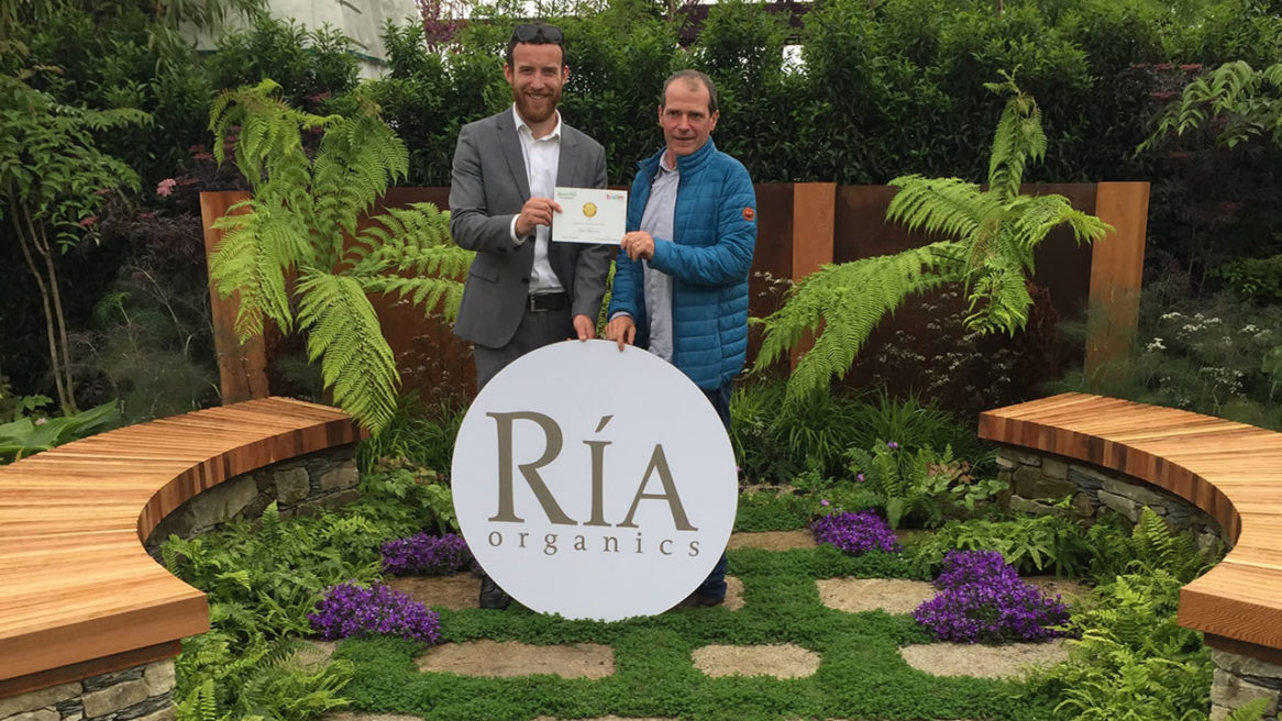 John Durston Wins Gold at Bloom 2018